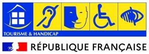 Logo tourisme et handicap 1
